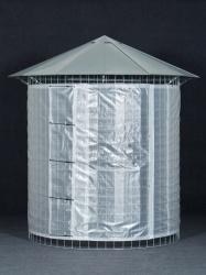 Cover sheet - light - large woodshed