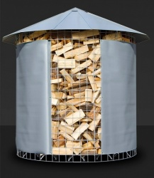 Deckplane –  schwer - großer Holzschuppen