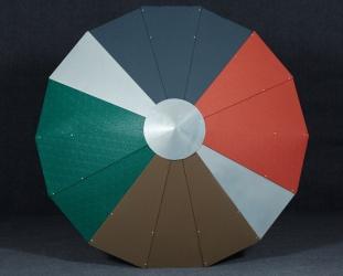 varianty barevného provedení střech